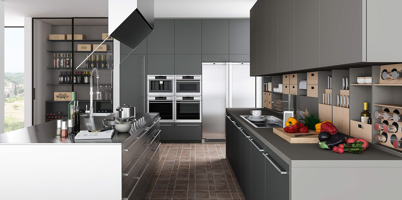 Custom Kitchens: custom made Italian kitchens Nice